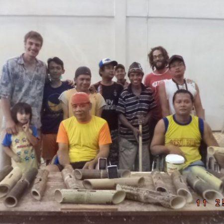 Desarrollo sostenible - Arte Javane trabajando junto a YPCM en Indonesia