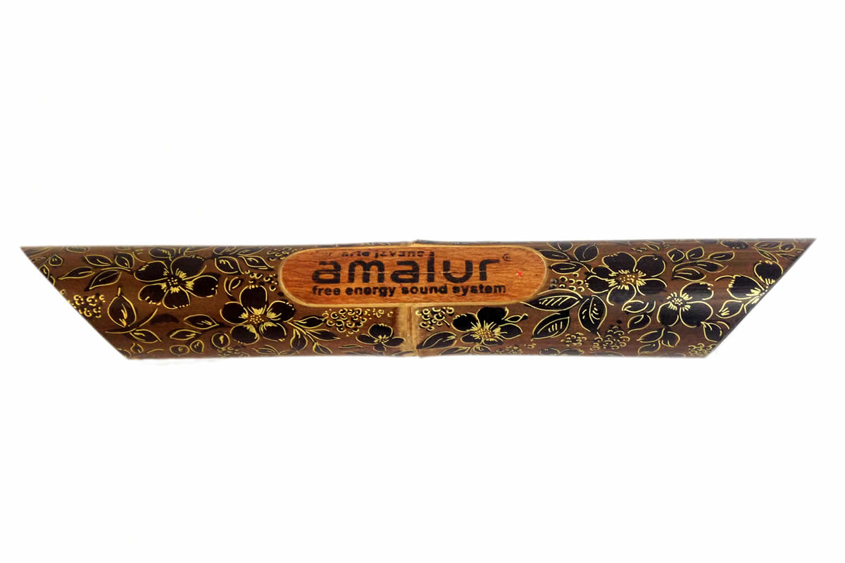 AMALUR bamboo speaker - LAS MUSICAS SON FLORES EN EL AIRE 3 - NEUS DALMAU