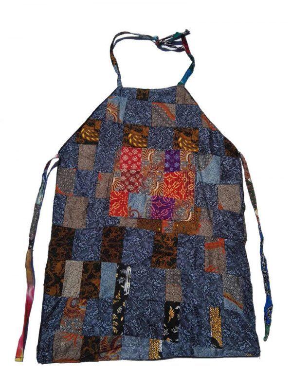 Delantal de cocina para hombre o mujer de patchwork IPHINIFA