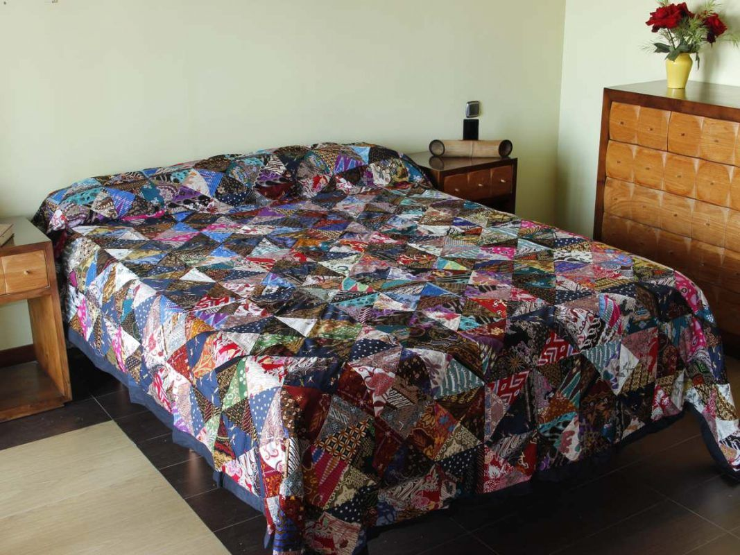 Colchas de patchwork cubrecamas morfeo - Colchas de patchwork modernas ...