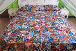 Patchwork bedspreads - Arte Javane