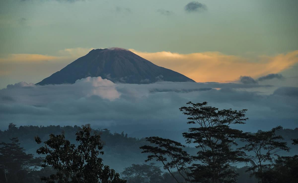 Volcan Merbabu